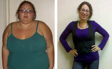 A Change to a Healthy Life Style helped This 2 Persons A Lot